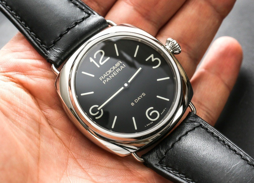 9664d4a0ec76 Panerai Radiomir Black Seal 8 Days PAM610 View Comments